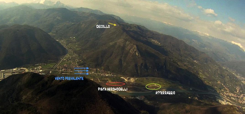 La valle del Serchio